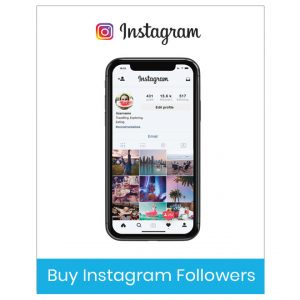 Buy Real & Active Follower